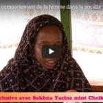 Quel doit être le comportement de la femme dans la socièté ??? Réponse : Sokhna Yacine AÏDARA