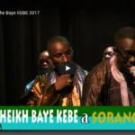 Anniversaire Cheikh Baye KEBE 2017