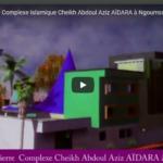 Pose première pierre Complexe Islamique Cheikh Abdoul Aziz AÏDARA à Ngoumssan (THIES)