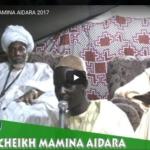 GAMOU CHEIKH MAMINA AIDARA 2017