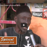 Plateau Spécial Gamou Cheikh Khoutoub 2018