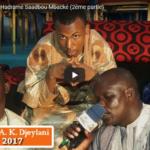 Gamou Annuel Chérif Hadramé Saadbou Mbacké (2ème partie)